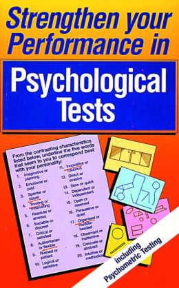Strengthen Your Performance in Psychological Tests