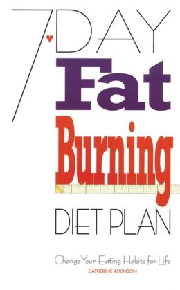 7-Day Fat Burning Diet Plan: Change Your Eating Habits for Life