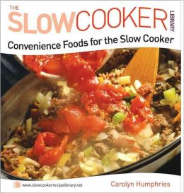 Convenience Foods for Singles in the slow cooker