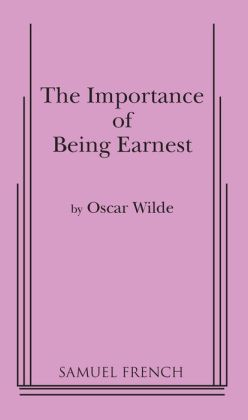The Importance of Being Earnest (3 Act Version)