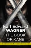 Book Cover Image. Title: The Book of Kane, Author: Karl Wagner