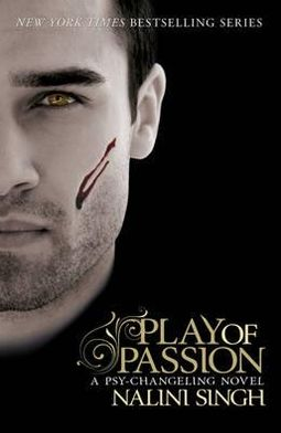 Play of Passion (Psy-Changeling Series #9)