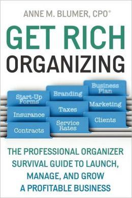 Get Rich Organizing
