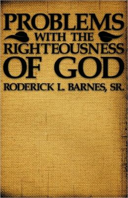 Problems with the Righteousness of God