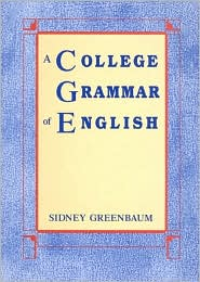 A College Grammar of English