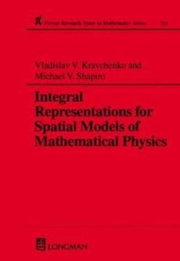 Integral Representation for Spatial Models of Mathematical Physics