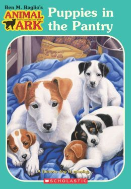 Puppies in the Pantry: (Animal Ark Series #3)