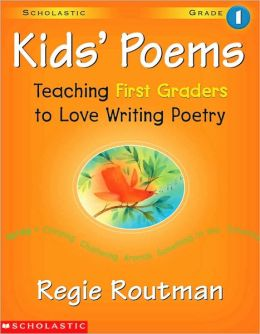 Teaching First Graders to Love Writing Poetry