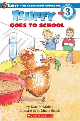 Fluffy Goes to School (Hello Reader! Series)