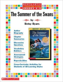 The Summer of the Swans (Scholastic Literature Guide Series)