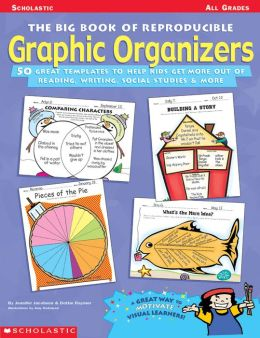 Big Book of Reproducible Graphic Organizers: 50 Great Templates to Help Kids Get More Out of Reading