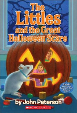 The Little's and the Great Halloween Scare (Littles Series)