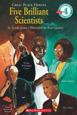 Great Black Heroes: Five Brilliant Scientists (Hello Reader! Science Series)
