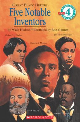 Great Black Heroes: Five Notable Inventors (Hello Reader! Series)