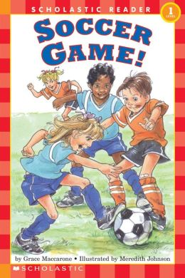 Soccer Game! (Hello Reader! Series)