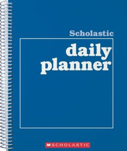 Daily Planner: Daily Planning Forms for Every Week of the School Year