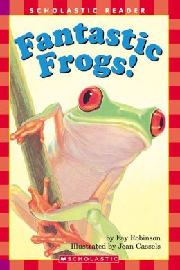 Fabulous Frogs! (Hello Reader! Series)