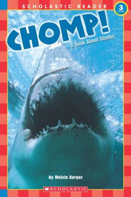 Chomp!: A Book about Sharks (Hello Reader! Science Series)