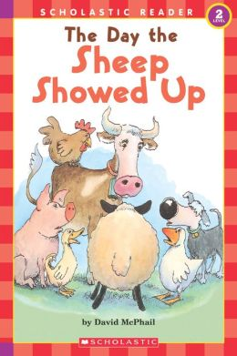 Day the Sheep Showed Up (Hello Reader! Series)