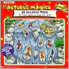 El autobus magico se salpica todo: Un libro sobre el ciclo del agua (The Magic School Bus Wet All Over: A Book About the Water Cycle)