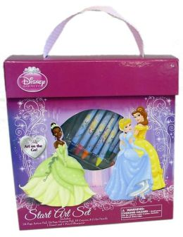 Disney Princess Start Art Set