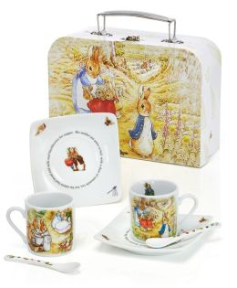 Peter Rabbit Tea Party for Two Set
