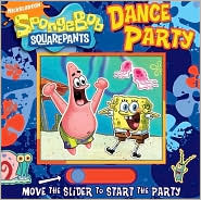 SpongeBob SquarePants Dance Party Book and Music Mover