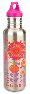 Jonathan Adler Bohemian Bliss Enchanted Garden Stainless Steel 750 ml Water Bottle