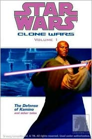 Star Wars Clone Wars, Volume #1: Defense of Kamino