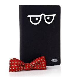 Jack Spade Novelty Eyes in Black and White