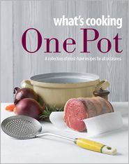 What's Cooking - One Pot