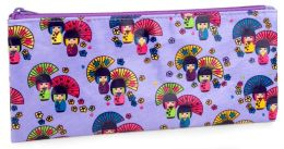 Dolls Fans Pencil Pouch (4 x 9)