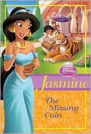 Disney Princess: Jasmine: The Missing Coin