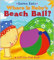Where Is Baby's Beach Ball?: A Lift-the-Flap Book