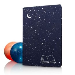 Planets Cover in Navy