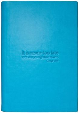 Turquoise Quote Cover