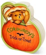 Corduroy's Trick-or-Treat