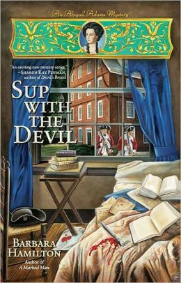 Sup with the Devil (Abigail Adams Series #3)