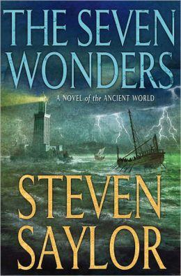 The Seven Wonders (Roma Sub Rosa Series)