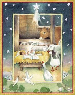 A Star Over Bethlehem Christmas Boxed Card