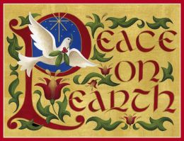 Peace on Earth Christmas Boxed Card