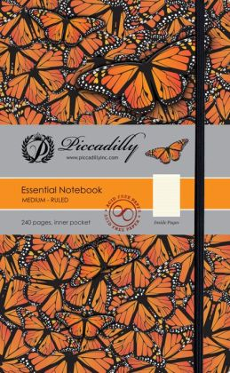 Essential Notebook PLUS - Monarch - Medium-HC