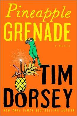 Pineapple Grenade (Serge Storms Series #15)