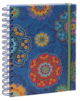 Lacey Medallion Lined Wiro Journal 6