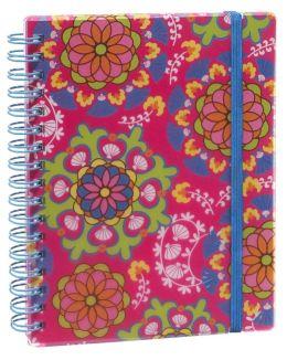 Suzani Lined Wiro Journal 4