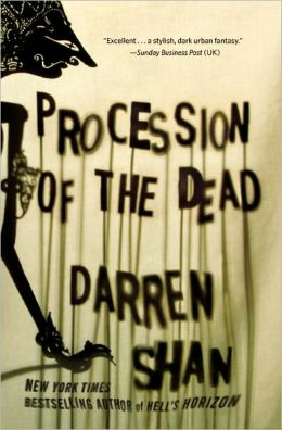 Procession of the Dead (The City Trilogy Series #1)