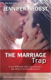 Book Cover Image. Title: The Marriage Trap, Author: Jennifer Probst