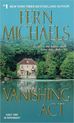 Vanishing Act (Sisterhood Series #15)