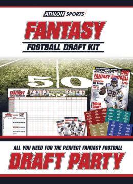 Athlon Fantasy Football Draft Kit