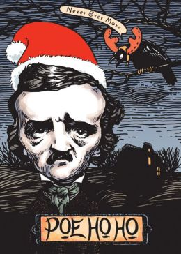 Poe Ho Ho Christmas Christmas Boxed Card
